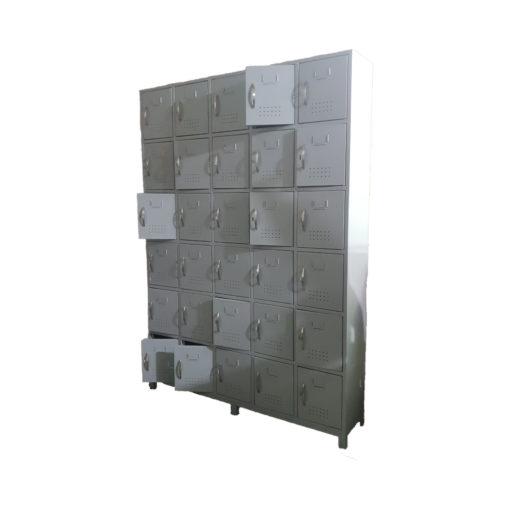 locker especial de 30 compartimentos