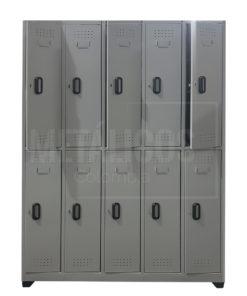 Locker 10 compartimientos