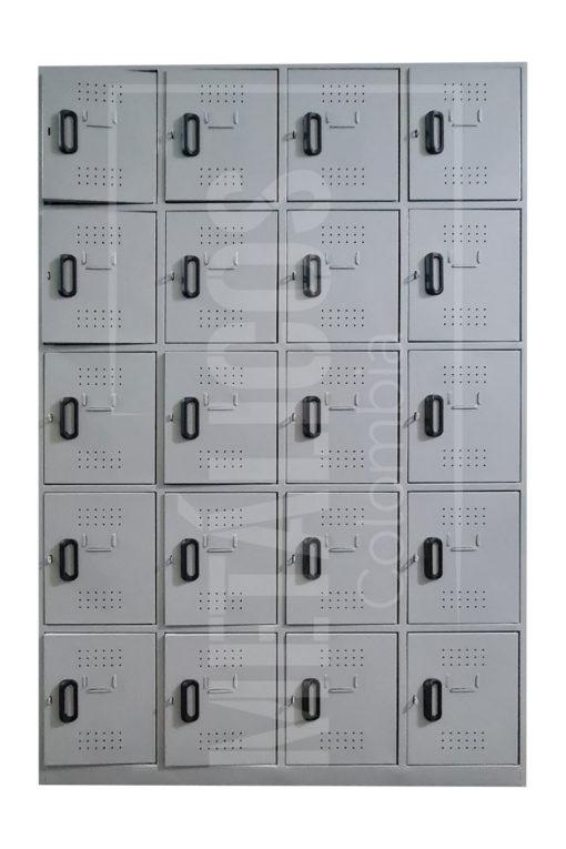 Locker 20 compartimientos